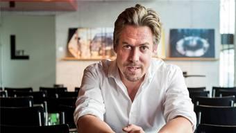 Das ist er, der künftige Intendant des Theater Basel: Benedikt von Peter. Kenneth Nars
