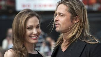Erster Auftritt von Angelina Jolie nach ihrer Brustamputation