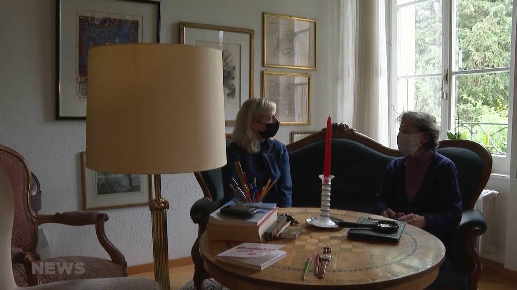 Besuch- und Begleitdienst Schweizerisches Rotes Kreutz: Rund 140 Freiwillige gegen die Einsamkeit der Senioren