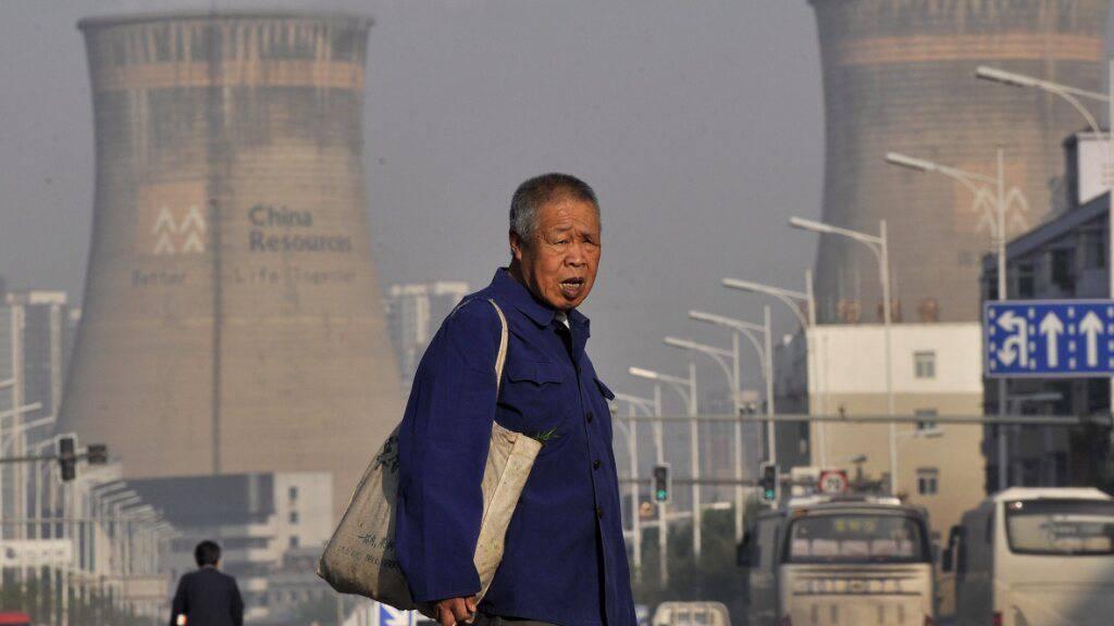 China startet mit dem Handel von CO2-Zertifikaten. Das Land hat einen jährlichen CO2-Ausstoss von vier Milliarden Tonnen.  (Symbolbild)