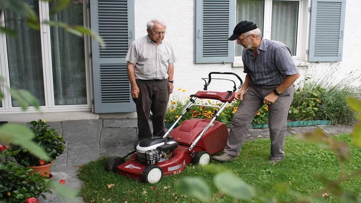 Dass die Bevölkerung älter wird, stellt die Gemeinden im Limmattal vor neue Herausforderungen.