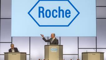 Der Basler Pharmariese Roche ist gut für die Zukunft gerichtet.