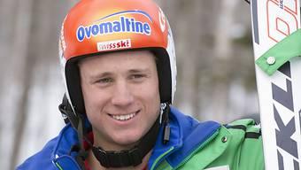 Nils Mani gewann Europacup-Abfahrt in Madonna di Campiglio.