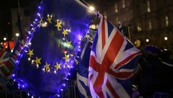 """Der frühere Vize-Premier Damian Green fasste die Lage in Grossbritannien dramatisch zusammen: «Die Zukunft der konservativen Partei steht auf dem Spiel.""""  (Archiv)"""
