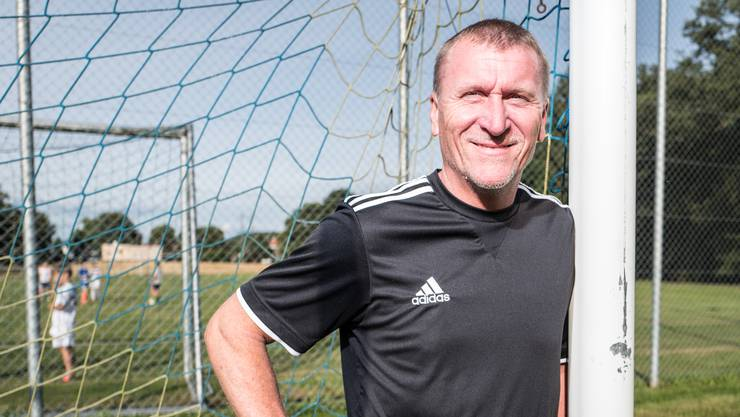Detlef Bruckhoff: Sein Team bleibt trotz Nullnummer auf Platz 2.