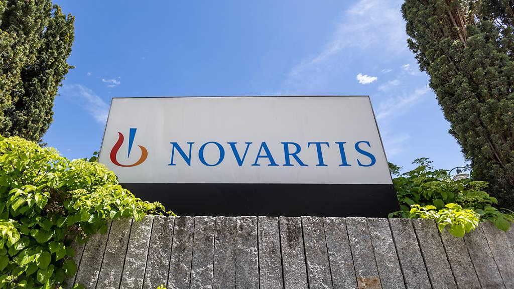 Der Pharmakonzern Novartis erholt sich vom Rückgang im Coronajahr. Die Basler konnten im zweiten Quartal Umsatz und Gewinn steigern.(Archivbild)