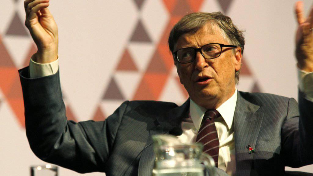 """Bill Gates ist noch nicht auf den """"Pokémon Go""""-Hype aufgesprungen. (Archivbild)"""