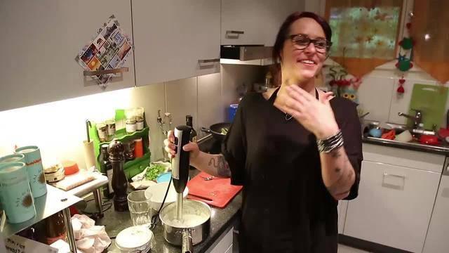 Heute kocht Steffi (34)
