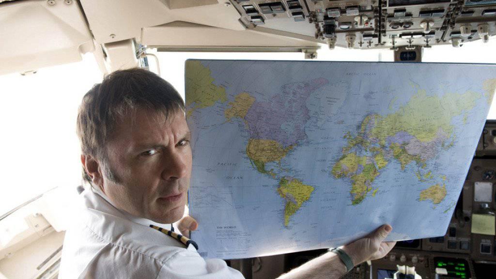 Iron-Maiden-Sänger managt neue Airline von Dschibuti