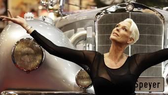 Darauf freut sich Richard Lugner: Opernball-Gast Brigitte Nielsen (Archiv)