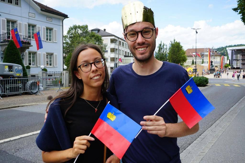 Gute Stimmung am Fürstenfest 2019 (© FM1Today/Nina Müller)