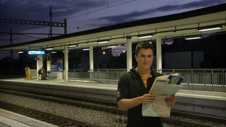 «Ohne alles» machte sich Matteo Rossier auf eigene Faust auf den Weg nach Österreich.