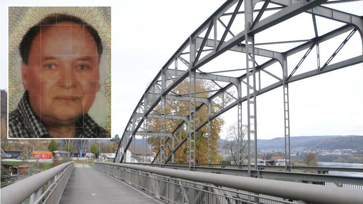 Karl Dittmann wurde auf dieser Brücke ermordet – das Verbrechen ist zehn Jahre später immer noch mysteriös.