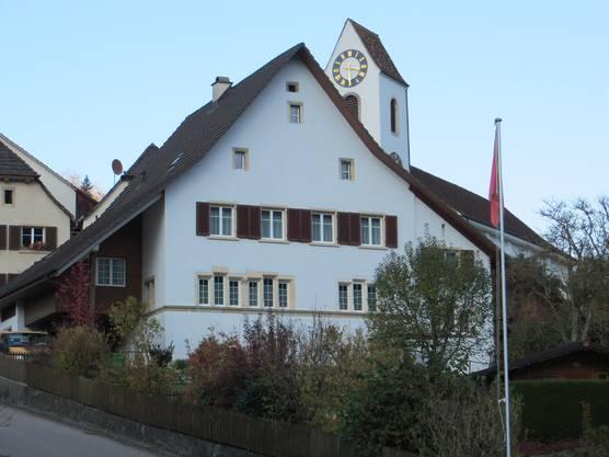 Die Kirche von Rothenfluh