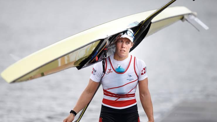Die amtierende Europameisterin Jeannine Gmelin hat künftig die eine oder andere Herausforderung mehr zu stemmen.