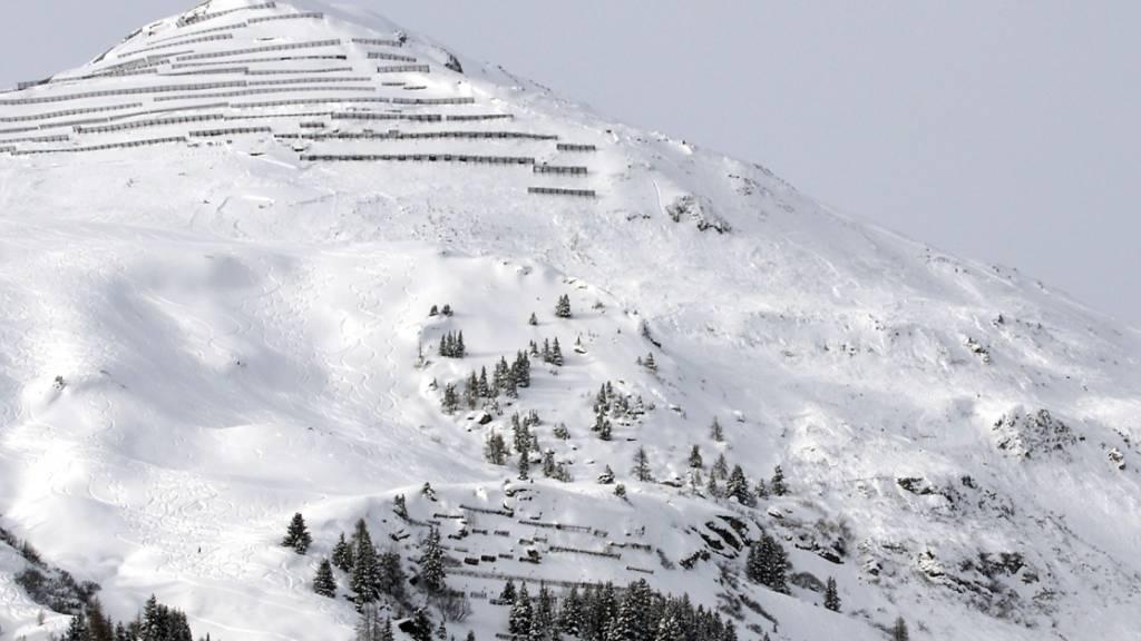 Weitere Schneefälle bis gegen Montagabend - Lawinengefahr