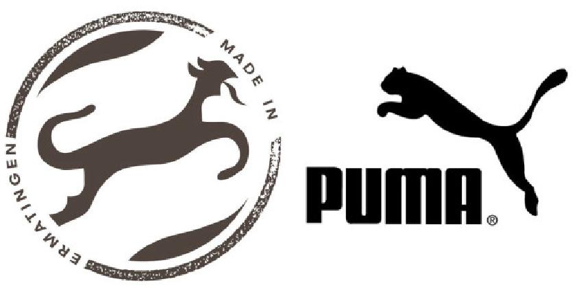Die beiden Logos im Direktvergleich