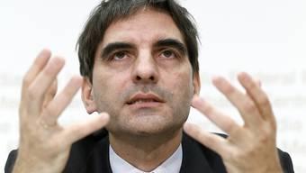 """""""In puncto Energiestrategie macht es sich die Schweizer Politik aber meines Erachtens zu einfach"""": Ökonom Aymo Brunetti. (Archiv)"""