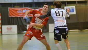 Im Spiel gegen die Kadetten Espoirs konnte der TV Solothurn keine Glanzleistung zeigen.
