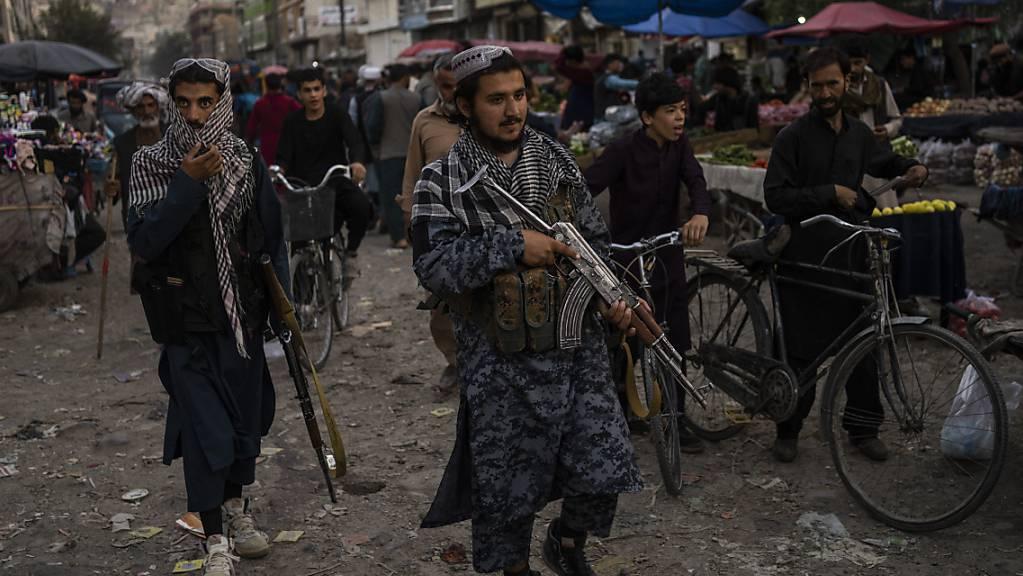 dpatopbilder - Seit der Machtübernahme der Taliban fürchten Frauen in Afghanistan um ihre Rechte - auch international ist die Sorge groß. Foto: Bernat Armangue/AP/dpa