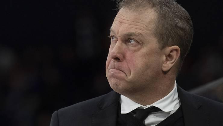 Greg Irelands Zeit als Trainer in Lugano ist nach dem frühen Playoff-Out der Tessiner abgelaufen