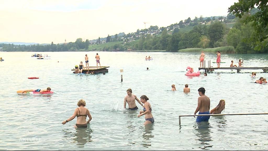 Über 1000 Gäste: Hat Hallwilerseebadi Tennwil die Corona-Regeln verletzt?