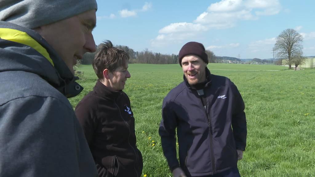 Projekt 3V: Bauern proben neues Hofkonzept