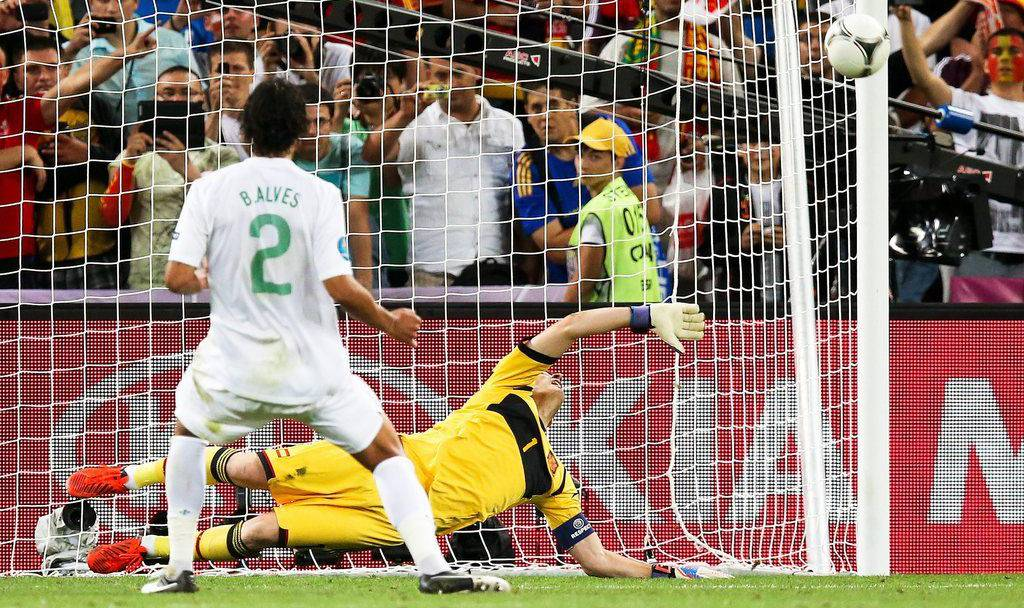 Bruno Alves - der tragische Held des Halbfinals