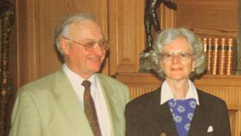 Armin und Rosmarie Däster-Schild.