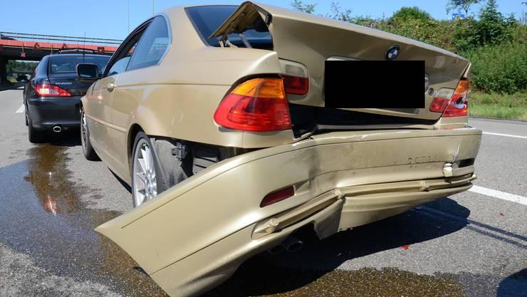 Verkehrsunfall Pratteln