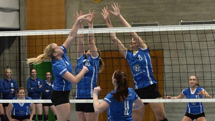 Auch Allschwils Volleyballerinnen dürfen sich auf Post von der Gemeinde freuen: Die Hallenmiete für das Jahr 2019 entfällt.