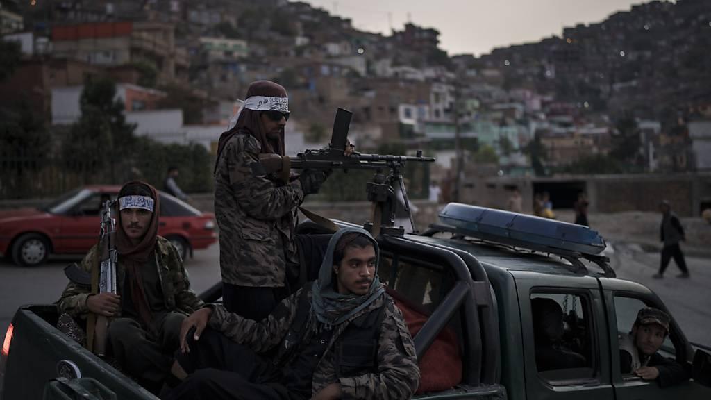 Taliban erweitern Übergangsregierung - weiter keine Frauen vertreten
