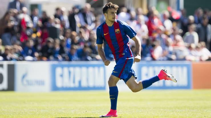 Jérémy Guillemenot fühlt sich wohl in Barcelona: Heimweh verspüre er nie.