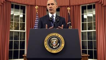 Barack Obamas Rede an die Nation: «Wir werden den Terrorismus überwinden»