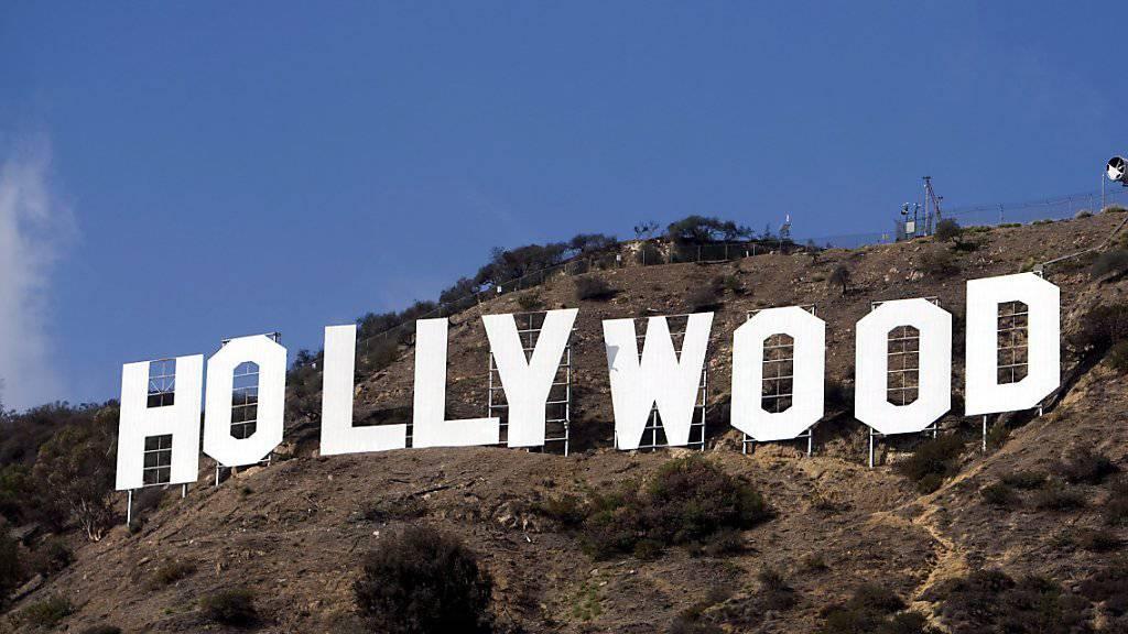 In Hollywood machte am Montag (Ortszeit) die Nachricht vom Tod des Filmproduzenten Edward Lewis die Runde. (Archivbild)