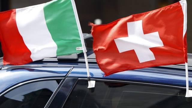 Viele Italiener an der Grenze würden gerne zur Schweiz gehören (Symbolbild)