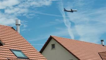 Die Organisation Bürgerprotest Fluglärm Ost heisst neu Fair in Air. (Symbolbild)