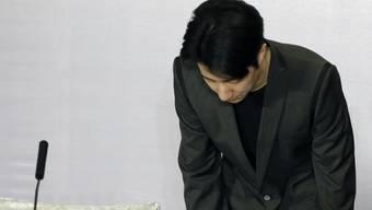 Reumütiger Schauspieler Jaycee Chan (Archiv)