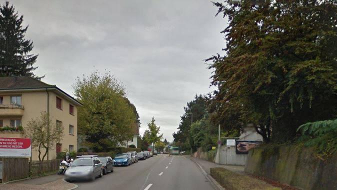 An der Oberwilerstrasse in Binningen wurde eine Frau beraubt.