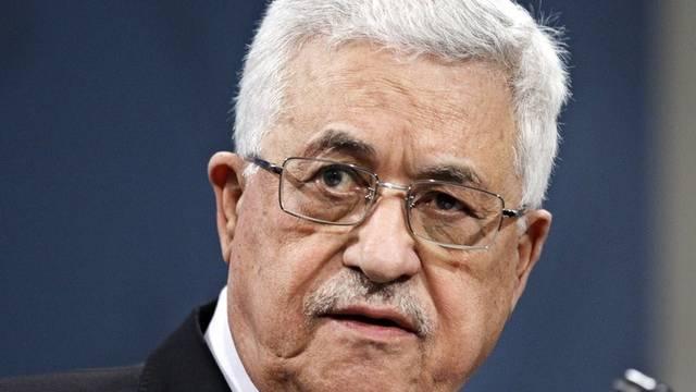 """Lieberman bezeichnete ihn schon 2006 als """"schwach und korrupt"""": Mahmud Abbas (Archiv)"""