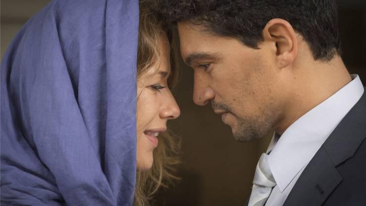 Die deutschen Schauspieler Alexandra Neldel und Mido Hamada besetzen in der Buchverfilmung «Die verbotene Frau» die Hauptrollen.
