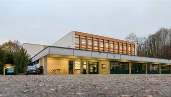 Hinter diesen Mauern findet der ASE-Prozess statt: Das kantonale Zivilschutzausbildungszentrum in Eiken.Sandra Ardizzone