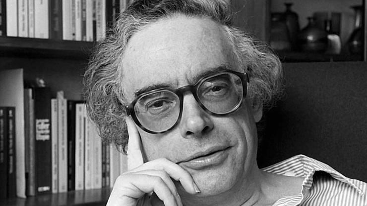 Der Schriftsteller Dieter Forte ist am Ostermontag im Alter von 83 Jahren in einem Spital in Basel gestorben. Fortes vielfach mit Preisen ausgezeichnetes Werk umfasst Theaterstücke, Romane, Hör- und Fernsehspiele. (Archivbild)