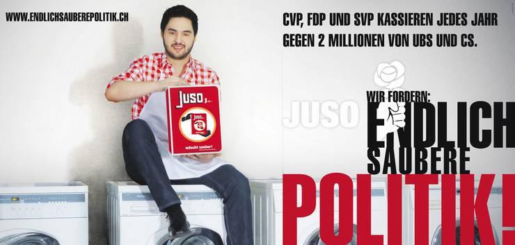 Im Juni 2008 wurde er zum Parteipräsident der Juso Schweiz.