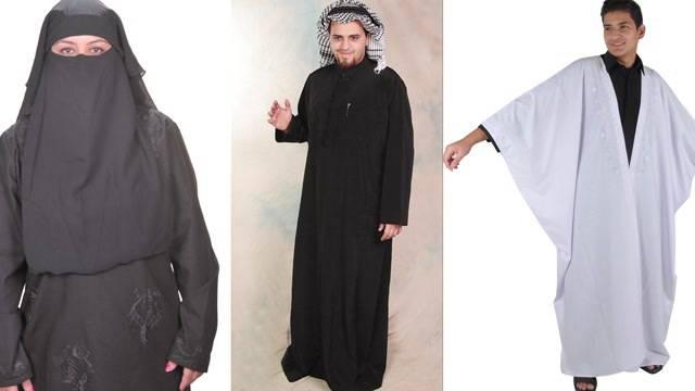 Warnung vor Muslim-Kostümen