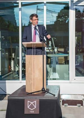 Ansprache des Basler Gesundheitsdirektors Lukas Engelberger