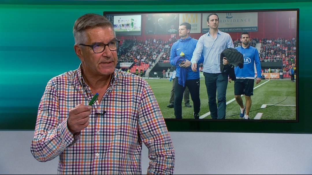 «Schmid und Geissberger haben es in den Händen, dass Sportchef Sandro Burki beim FC Aarau bleibt»