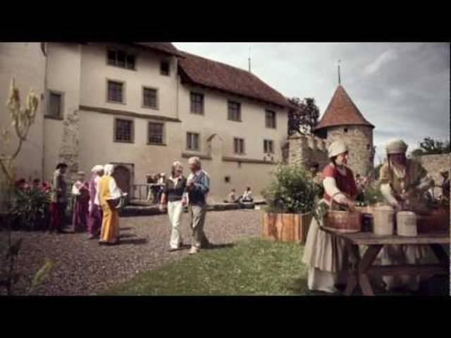 Uralte Heilrezepte: TV-Spot Schloss Hallwyl.