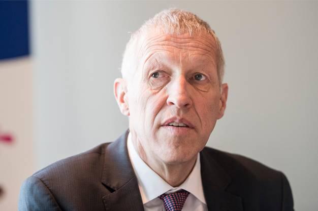 Der abtretende Luzerner CVP-Ständerat Konrad Graber.