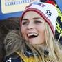 Das Lächeln der Siegerin Therese Johaug.